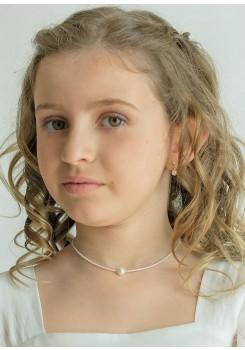 Collier cortège enfant Léa