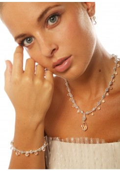Collier mariage Glamour