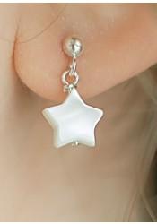 Boucles d'oreilles enfant Etoile