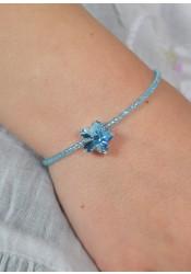 Bracelet enfant Petite Princesse - 5 coloris disponibles