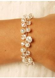 Bracelet mariage Idylle