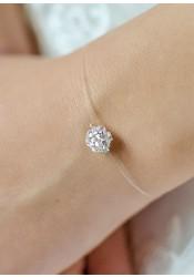 Bracelet mariage Lola