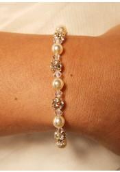 Bracelet mariage Margaux