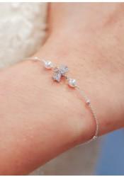 Bracelet de mariée Stella