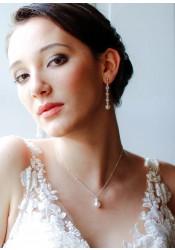 Collier de mariée Lexi