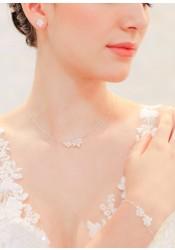 Collier de mariage bohème Gardania