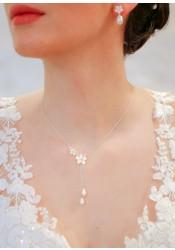 Collier de mariée Hana