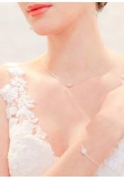 Collier de mariée Lucia