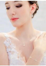 Collier de mariée Inès