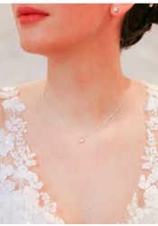 Collier mariage Solitaire
