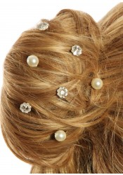 Pics cheveux mariage Idylle