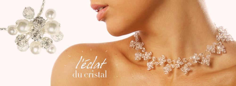 Bijoux en cristal